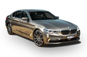 2018 BMW 530d Luxury Line 4D Sedan