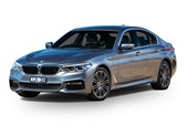 2018 BMW 530i Luxury Line 4D Sedan