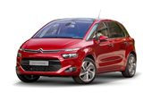 2017 Citroen C4 Picasso Exclusive 4D Wagon