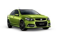 2015 Holden Commodore SS-V Redline 4D Sedan