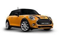 2017 Mini Cooper S 3D Hatchback