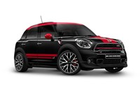 2017 Mini Countryman Cooper JCW ALL4 4D Wagon