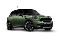 2017 Mini Countryman Cooper S Chilli 4D Wagon