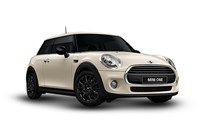 2017 Mini Cooper One 3D Hatchback