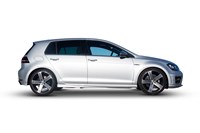 2015 Volkswagen Golf R 5D Hatchback