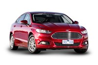 2017 Ford Mondeo Ambiente 5D Hatchback