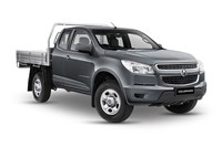2015 Holden Colorado LS (4x4) Space C/Chas