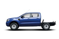 2015 Ford Ranger XL 2.2 (4x4) Crew C/Chas