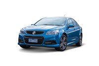 2015 Holden Commodore SV6 Storm 4D Sedan