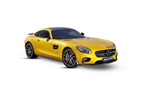 2017 Mercedes-Benz AMG GT S 2D Coupe
