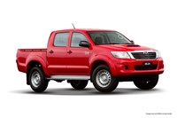 2015 Toyota Hilux SR (4x4) Double C/Chas