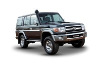 2016 Toyota LandCruiser Workmate (4x4) 4D Wagon