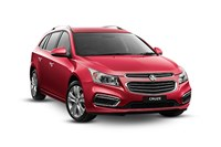 2017 Holden Cruze CD 4D Sportwagon
