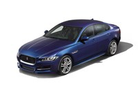 2016 Jaguar XE 20d R-Sport 4D Sedan