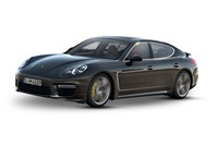 2015 Porsche Panamera Turbo S 4D Coupe