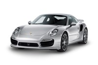 2015 Porsche 911 Turbo 2D Coupe