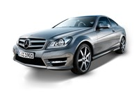 2015 Mercedes-Benz C250 Sport 2D Coupe