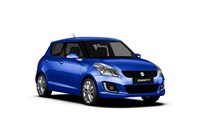 2016 Suzuki Swift GL Navi AW 5D Hatchback