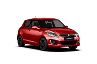 2017 Suzuki Swift GLX Navigator 5D Hatchback