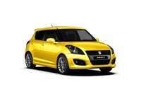 2017 Suzuki Swift Sport Navigator 5D Hatchback