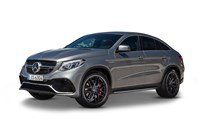 2016 Mercedes-Benz GLE63 S 4Matic 4D Coupe