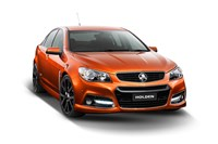 2015 Holden Commodore SS-V 4D Sedan
