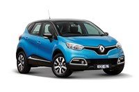 2016 Renault Captur Expression + 4D Wagon