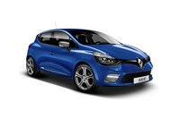 2017 Renault Clio Authentique 5D Hatchback