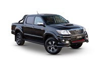 2015 Toyota Hilux SR5 Black (4x4) Dual Cab P/Up