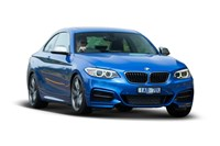 2016 BMW 220i Luxury Line 2D Coupe
