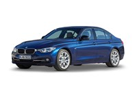 2017 BMW 340i Luxury Line 4D Sedan