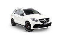 2016 Mercedes-Benz GLE63 S 4D Wagon