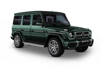 2017 Mercedes-Benz G63 4D Wagon