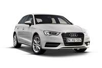 2016 Audi A3 S/Back 1.4 TFSI Attraction COD 5D Hatchback