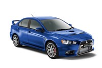 2016 Mitsubishi Lancer Evolution Final Edition 4D Sedan