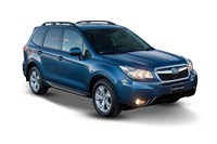 2016 Subaru Forester 2.5i Luxury Limited Edition 4D Wagon