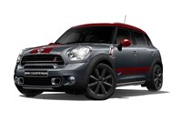 2017 Mini Countryman Cooper SD ALL4 Park Lane 4D Wagon