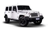 2015 Jeep Wrangler Unlimited Overland X 4D Hardtop