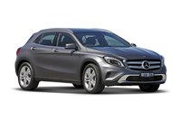 2016 Mercedes-Benz GLA250 4Matic 4D Wagon