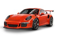 2017 Porsche 911 GT3 RS 2D Coupe
