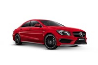 2016 Mercedes-Benz CLA45 4Matic 4D Coupe