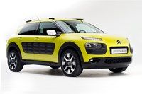 2018 Citroen C4 Cactus Exclusive 1.6 e-HDi 4D Wagon