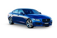 2017 Jaguar XE 25t R-Sport 4D Sedan
