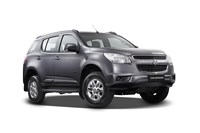 2017 Holden Colorado 7 LT (4x4) 4D Wagon