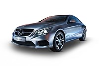 2018 Mercedes-Benz E250 d Night Edition 2D Coupe