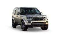 2017 Land Rover Discovery TDV6 4D Wagon