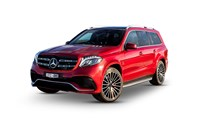 2017 Mercedes-Benz GLS63 4Matic 4D Wagon