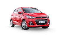2017 Holden Spark LS Driver Assist 5D Hatchback