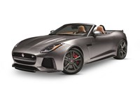 2017 Jaguar F-Type SVR AWD 2D Convertible