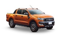 2017 Ford Ranger Wildtrak 3.2 (4x4) Dual Cab P/Up